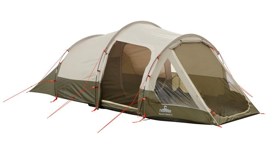 Nomad Desert Storm 3 tent beige